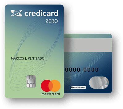 Cartão de Crédito Credicard Zero – Como Solicitar, Limite, Anuidade